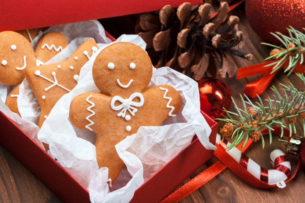 Julebagning er altid en hyggelig aktivitet i den søde juletid